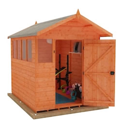 Tiger Summer Shed